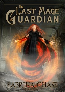 Last Mage Guardian cover