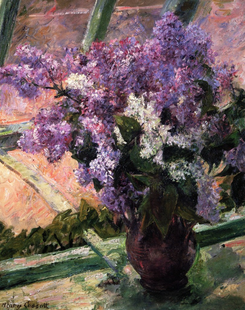 Cassatt_Mary_Lilacs_in_a_Window_1880